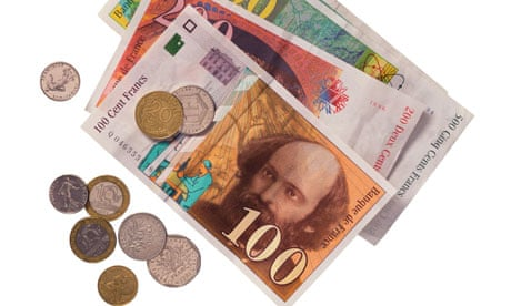 Q a could france leave the eurozone business the for France francs