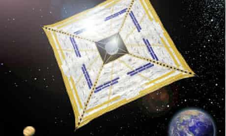 Ikaros space craft