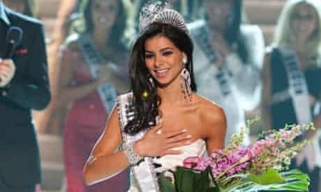 Rima Fakih, Miss USA 2010