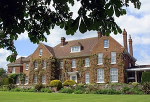 grace and favour houses: Dorneywood