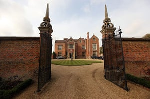 grace and favour houses: Chequers, the Prime Minister's official country residence