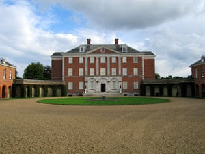 grace and favour houses: Chevening House Chevening Kent