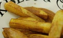 Ed Baines recipe chips
