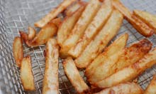 How To Fry Perfect Chips Food The Guardian