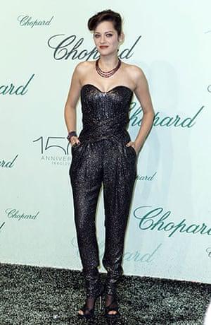 Cannes fashion: Marion Cotillard