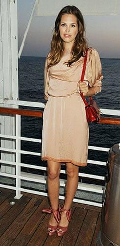 Cannes fashion: Dasha Zhukova