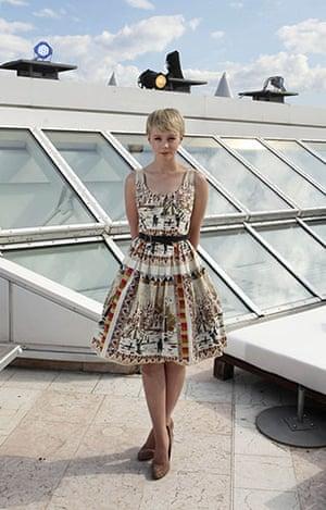 Cannes fashion: Carey Mulligan