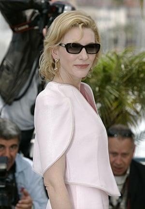 Cannes fashion: Cate Blanchett