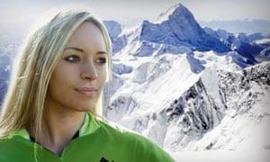 Bonita Morris: youngest British woman to climb Everest