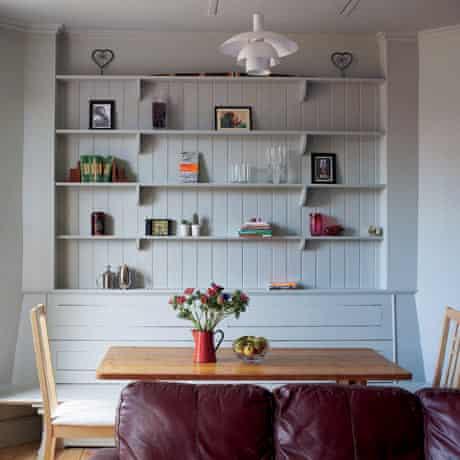 Homes: Living area