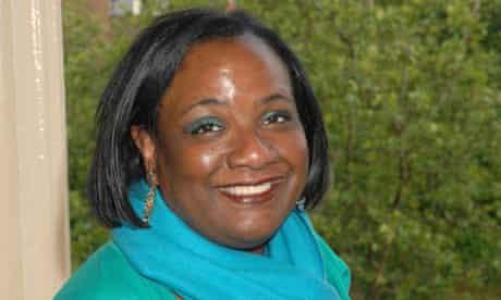 Diane Abbott MP.
