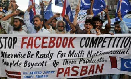Pakistan and Facebook