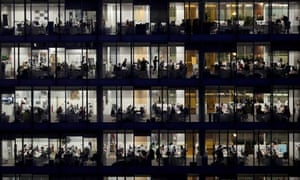 This column will change your life: Office workers