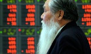A bearded man in Tokyo