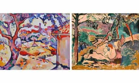 Five paintings were stolen this morning from the Paris Museum of Modern Art