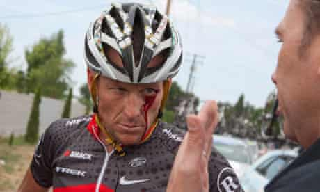 Lance Armstrong, Floyd Landis, Johan Bruyneel