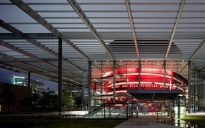 Norman Foster: Dallas Centre for the Performing Arts by Foster and Partners
