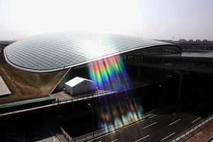 Norman Foster: Beijing's giant Terminal Three designed by Norman Foster and Partners