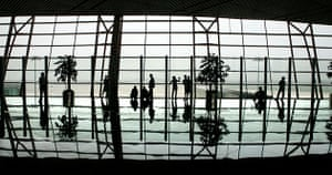 Norman Foster: Beijing Capital International Airport by Norman Foster and Partners