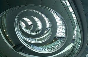 Norman Foster: Greater London Authority Building, London, by Foster and Partners