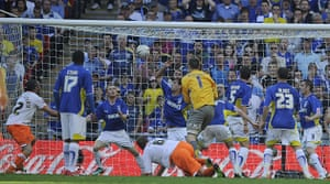 Play off Final: Taylor-Fletcher heads the equaliser to make it 2-2