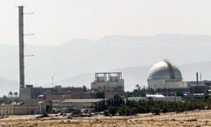 Dimona nuclear power plant