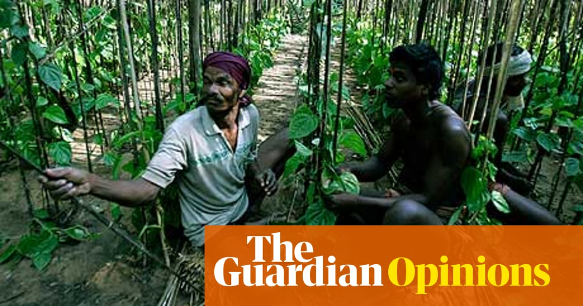 Can industry help India's poor more than conservation