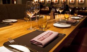 Bar Boulud, London SW1