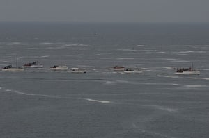 Dunkirk Little Ships: The Little Ships crossing the English Channel to Dunkirk