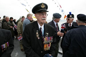 Dunkirk Little Ships: Arthur Taylor, 89, crossing the English Channel to Dunkirk