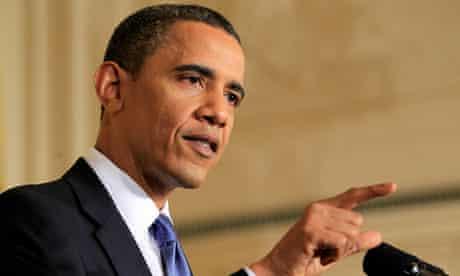 Barack Obama holds press conference on BP oil spill