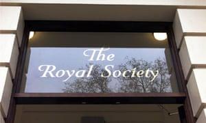 The Royal Society's HQ