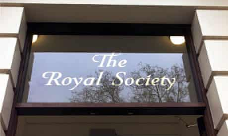 The Royal Society's HQ