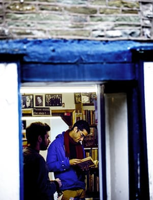 Hay Festival: Hay bookshop