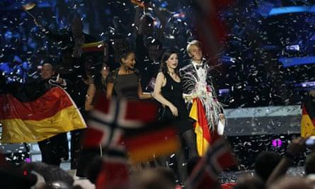 Germany's Eurovision winner