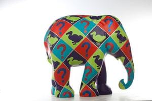 London elephants: londonelephants