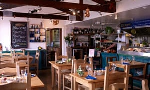Crab House Cafe Dorset