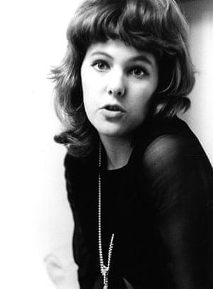 Lynn Redgrave: Lynn Redgrave in the 1960s
