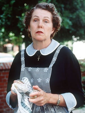 Lynn Redgrave: Lynn Redgrave portraying Hanna in the film Gods and Monsters