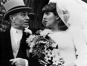 Lynn Redgrave: James Mason and Lynn Redgrave in Georgy Girl