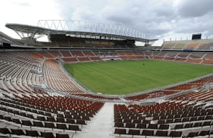 Stadiums in South Africa: World Cup football stadiums in South Africa