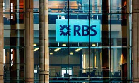 RBS offices in Edinburgh