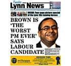Labour's North West Norfolk candidate Manish Sood