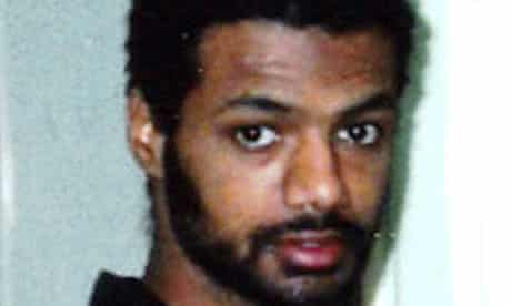 Former Guantánamo Bay detainee Binyam Mohamed
