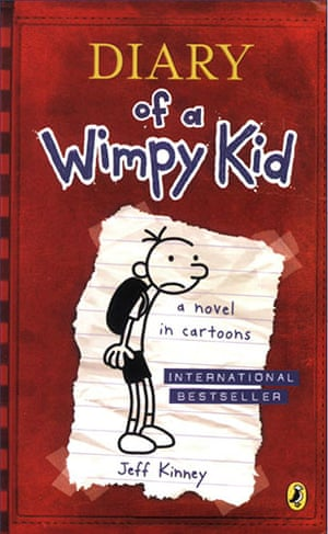 The Puffin 70: Best Mischief & Mayhem: Diary of a Wimpy Kid by Jeff Kinney