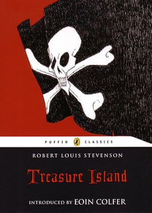 The Puffin 70: Best Swashbucklers and Derring-Do: Treasure Island Robert Louis Stevenson