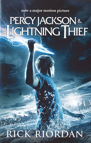 The Puffin 70: The Best Heroes: Percy Jackson & the Lightning Thief by Rick Riordan