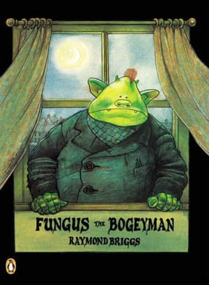 The Puffin 70: The Best Character: Fungus the Bogeyman by Raymond Briggs