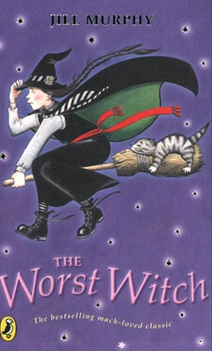 The Puffin 70: The Best Sugar & Spice: The Worst Witch by Jill Murphy