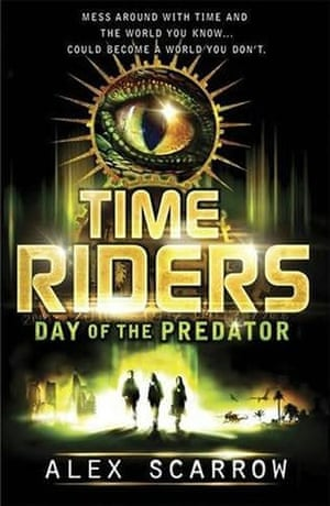 The Puffin 70: The Best Fantasy & Adventure: TimeRiders by Alex Scarrow